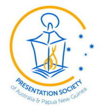 Presentation Society of Australia and PNG